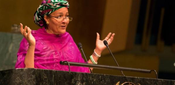 Afrique: Amina Mohammed plaide pour un partenariat ONU-UA renforcé en faveur de la jeunesse africaine