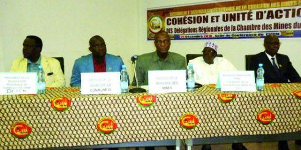 Ressources minières: Le Mali engage une réforme de son code minier
