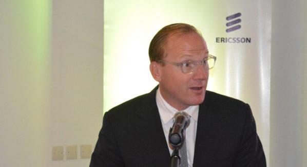 Groupe ERICSSON: Nicolas Blixell à la tête de la région Afrique de l'Ouest