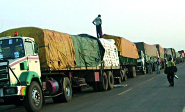Frontière Mali : Blocage des camions en provenance du Sénégal