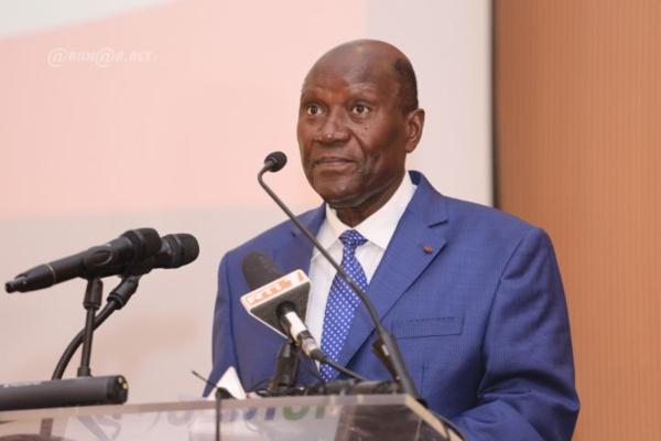 Forum Investir en Afrique : Daniel Kablan Duncan appelle les Etats africains à « consacrer 1% de leur budget à l'innovation technologique »