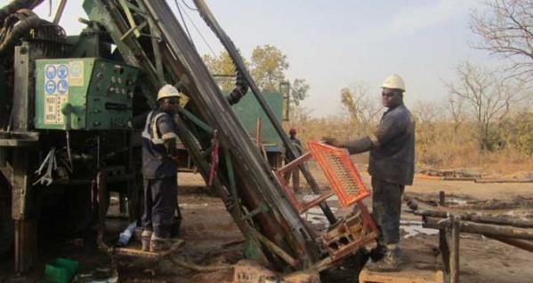 Mali : La mine d'or de Fekola en gestation