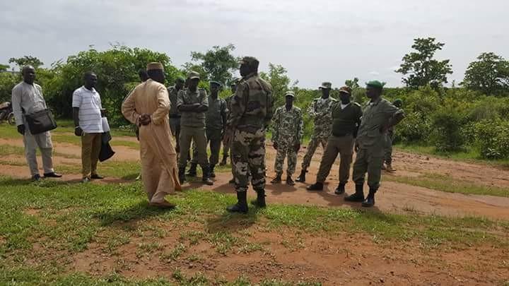Campagne de reboisement : Le top départ pour un Mali vert donné dans les ''monts mandingues''