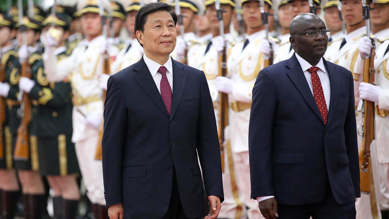 L'impérialiste République populaire d'Afrique ?