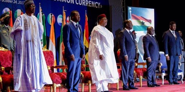 Monnaie unique de la CEDEAO : Issoufou optimiste, Buhari pessimiste et ADO toujours acquis au CFA