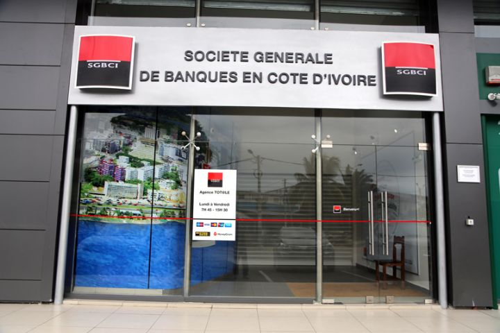 Banques : La SGBCI réalise un résultat net de 23,488 milliards au 30 Juin 2017
