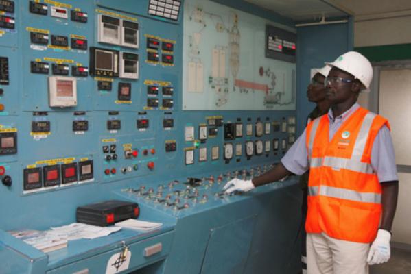 UEMOA : La production industrielle en baisse de 6,00% en Mai