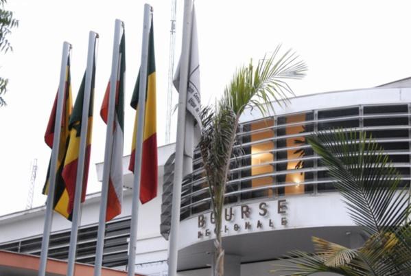 BRVM : Repli de 2,41% à l'ouverture de la semaine