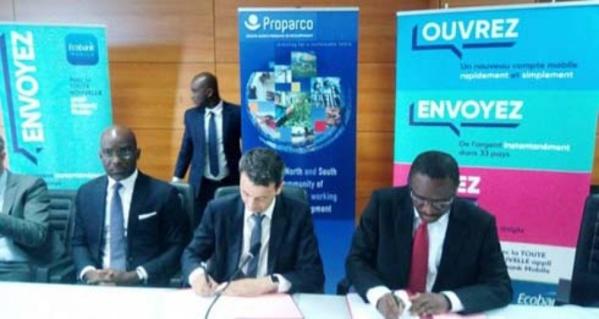 "Banque : Ecobank International signe le ""Trade Finance Guarantee Program"" avec PROPARCO"