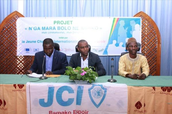 JCI Bamako Espoir : Entreprenariat et création d'emplois au cœur des débats