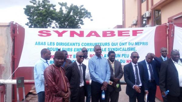 Mouvement d'humeur des banques : Le SYNABEF suspend sa grève le temps de la Tabaski