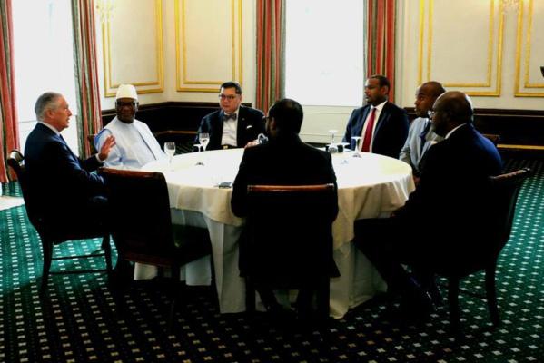 """Forum """" Invest in Mali """": Le président Ibrahim Boubacar Keïta suscite l'intérêt des investisseurs américains"""