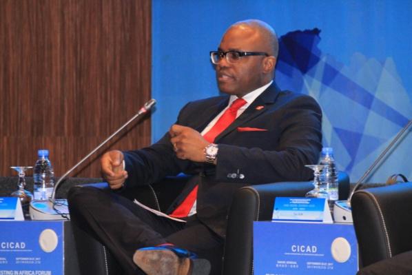 Emeku E. Iweriebor, Directeur Afrique des filiales francophone du Groupe UBA