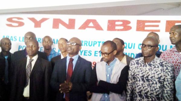 Rebondissement dans l'Affaire SYNABEF-NSIA-Mali :  Le Syndicat face à la presse décrie l'attitude de NSIA et interpelle l'Etat