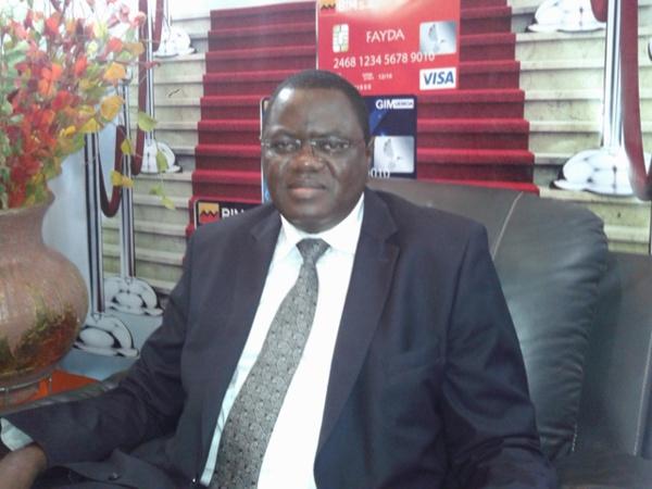 Dioukhamady Keïta, Directeur général adjoint de la BIM-SA