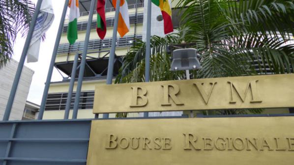 BRVM : La capitalisation boursière du marché des actions s'établit à 6 488 milliards FCFA en de semaine