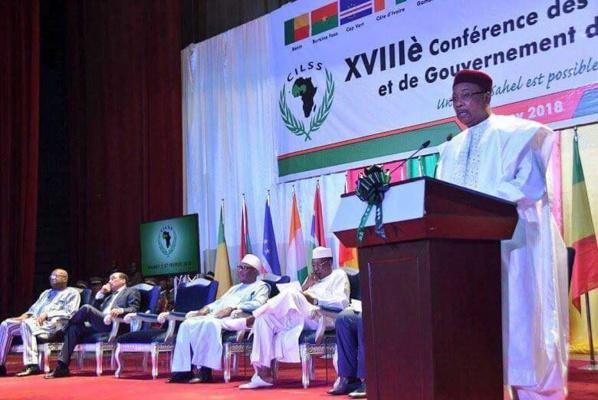 18è  Sommet du CILSS : « Une agriculture moderne et maîtrisée est une alternative crédible contre la sécheresse »  selon Ibrahim Boubacar Keita