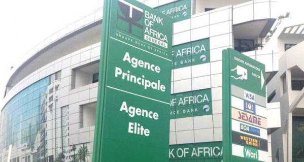 BOA Sénégal : Un résultat net de 10,114 milliards en 2017