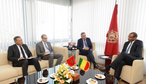 Coopération  économique: L'axe Bamako-Rabat se renforce