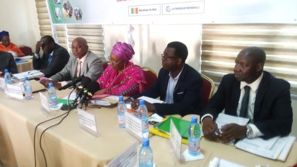 Fruit du partenariat Mali- Banque mondiale : Le programme Jigisèmèjiri prévoit un budget de 15 milliards de FCFA