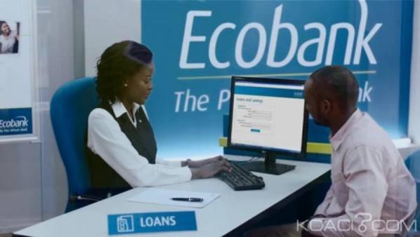 Ecobank Côte d'Ivoire : Un résultat net de 26, 5 milliards de FCFA en 2017