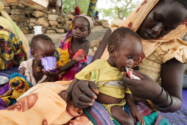Gestion de la malnutrition et de  l'insécurité alimentaire : Le CERF alloue 8 millions de dollars au Mali