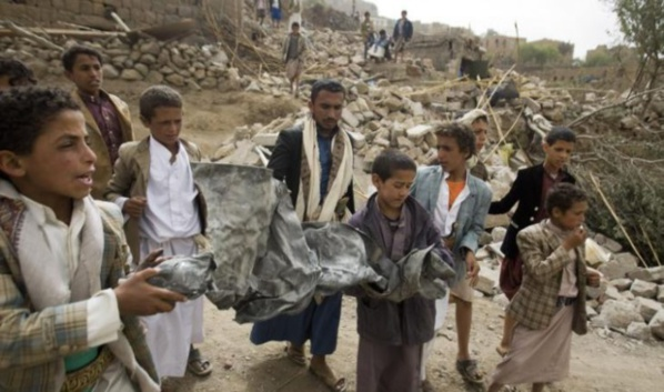 Yemen : L'Unicef appelle à la protection des enfants