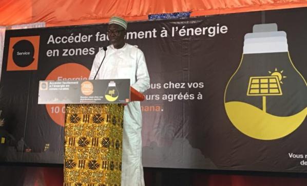 Orange Mali lance la commercialisation de ses kits solaires au village de Bancoumana