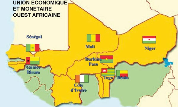 Uemoa: Hausse des taux d'intérêt débiteur en mai