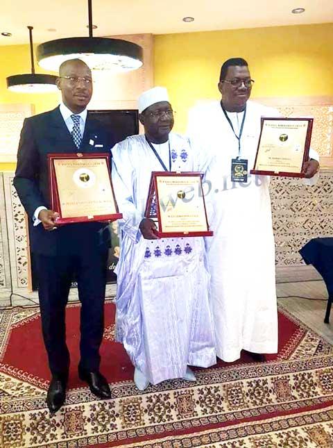 12eme Edition du Prix africain de Développement : Luc Ankoundio Togo, DG de la CANAM lauréat