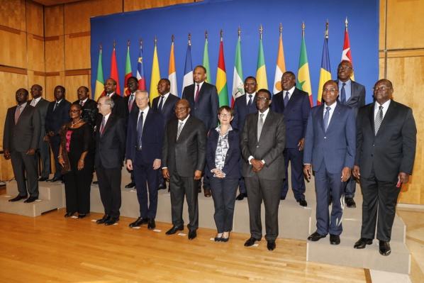 Réunion de la Zone Franc à Paris: Les Ministres des Finances se mobilisent pour la hausse des ressources intérieures et contre le blanchiment d'argent