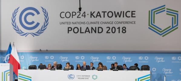 COP24: une conférence des Nations Unies sur le changement climatique verte et axée sur le genre