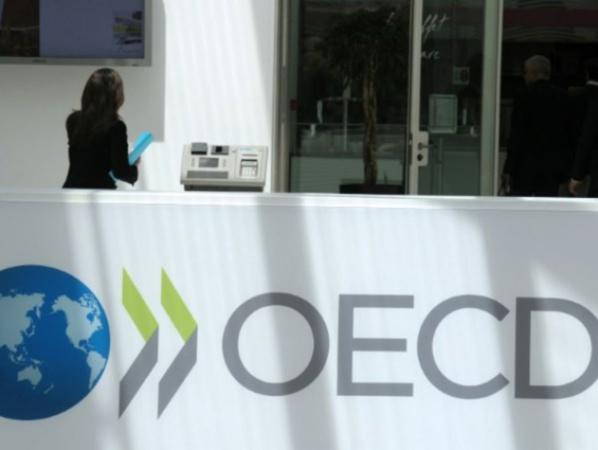 Zone OCDE: L'inflation annuelle augmente à 3.1% en octobre 2018