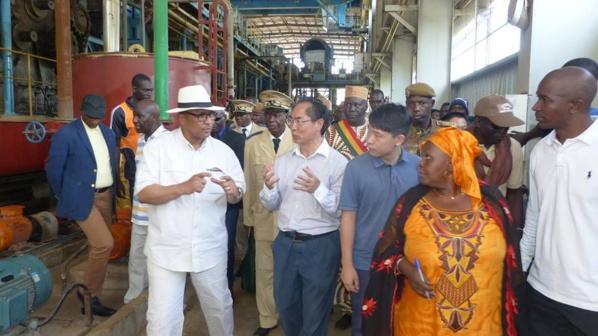 Mali : «  Nous devons relever le défi de l'industrialisation pour tirer le meilleur profit de la transformation de nos matières premières notamment agricoles», plaide le ministre Moulaye Ahmed Boubacar