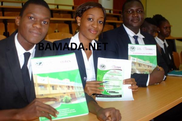 Lutte contre la pauvreté : Ousmane Diagana, vice-président de la Banque mondiale chargé des ressources humaines, expose l'expérience de son Institution à l'IHEM  de Bamako