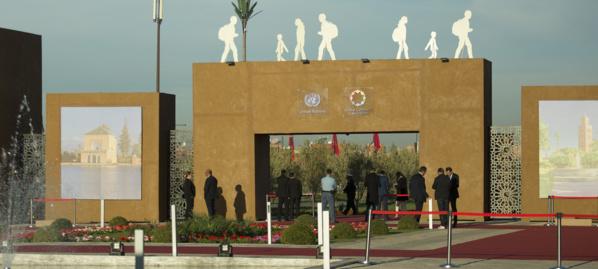 La Conférence sur les migrations à Marrakech se félicite du soutien massif apporté par les gouvernements