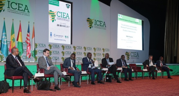 Conférence internationale sur l'émergence de l'Afrique : La troisième édition prévue du 17 au 19 janvier