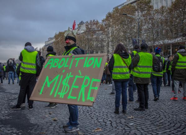 Des gilets jaunes au Green New Deal