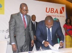 La Carte bancaire de la Poste du Mali accède à 50 millions d'établissements associés au réseau VISA et MASTERCARD