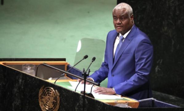 L'Union africaine émet des réserves sur le projet de lancement de l'initiative Spotlight Africa prévu le 9 février 2019 en marge du Sommet des Chefs d'État et de gouvernement