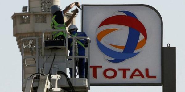 Total réalise un résultat net de 13,6 milliards de dollars en 2018