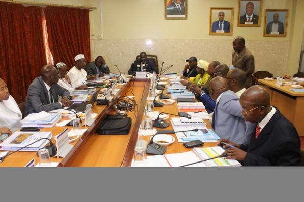 INPS : Le projet de budget 2019  évalué  à plus de  182, 66 milliards de FCFA