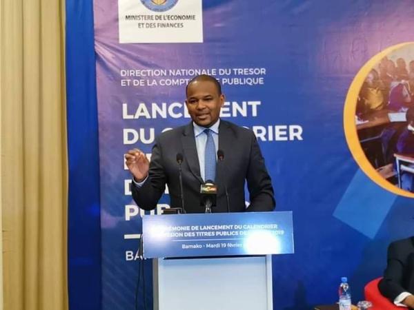 Marché financier : Le ministre de l'Economie et des Finances plaide pour la baisse de la valeur nominale des Bons  du Trésor au Mali