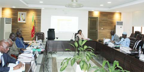 1ère session du  comité de pilotage PACEM : Plus de 8 milliards de FCFA pour la compétitivité de l'économie malienne