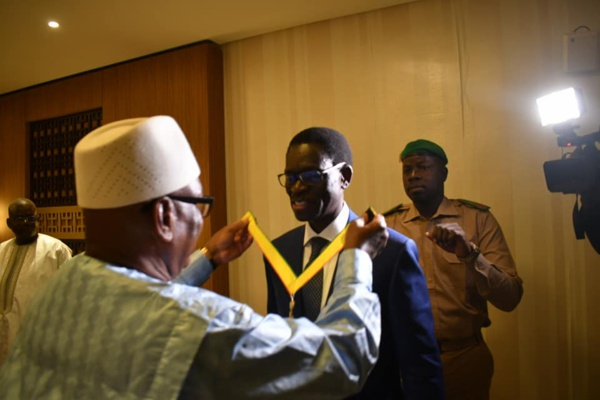 Engagements de la BOAD au Mali : Le président IBK reconnait les soutiens financiers de l'institution spécialisée