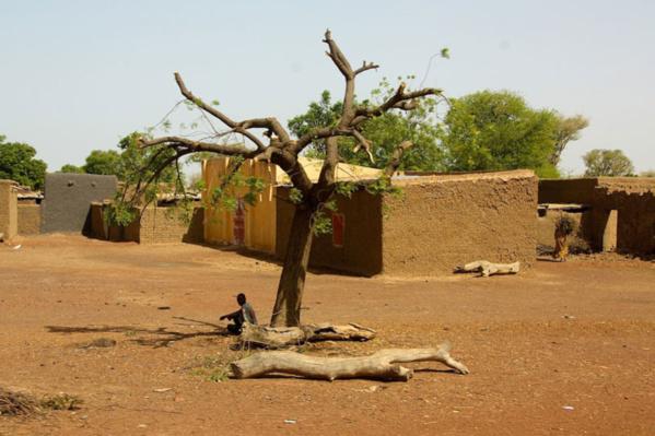 Photo : PAM / Alexandre Brecher-Dolivet Un village dans la région de Mopti, dans le centre du Mali (archive)