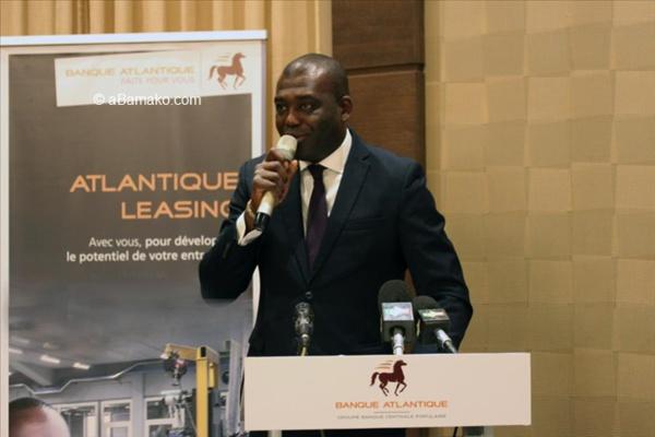 Habib Bledou, DG de la Banque Atlantique au Mali
