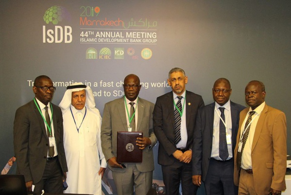 Mali : Signature d'un accord de financement de 17,50 milliards de FCFA  entre BMS-BADEA