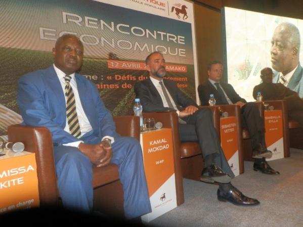 Banque Atlantique Mali : Un forum économique sur « les défis du financement des chaînes de valeur agricoles »
