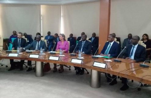 Afrique de l'Ouest: Un accord Suisse-BCEAO de 3,911 milliards de F Cfa en faveur de l'inclusion financière dans l'UEMOA